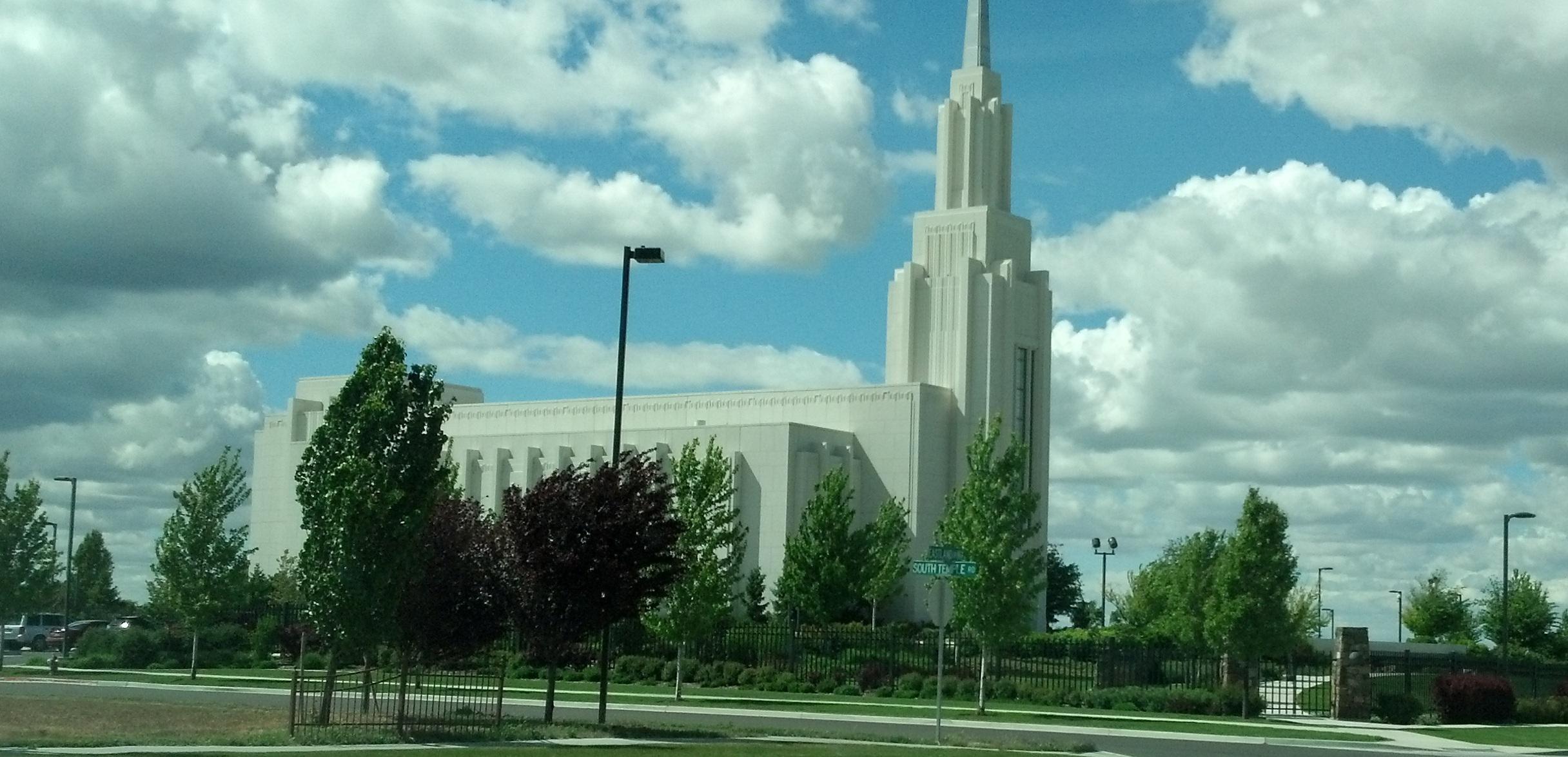 Do Mormon Temples Restore Biblical Christianity? – 4Mormon